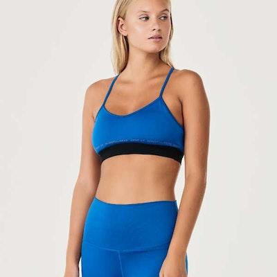 Yoga topp Hailey från DOM - Cobolt Blue