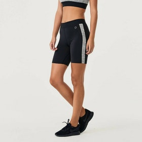 Yogashorts Bettsy Black/Grey - DOM