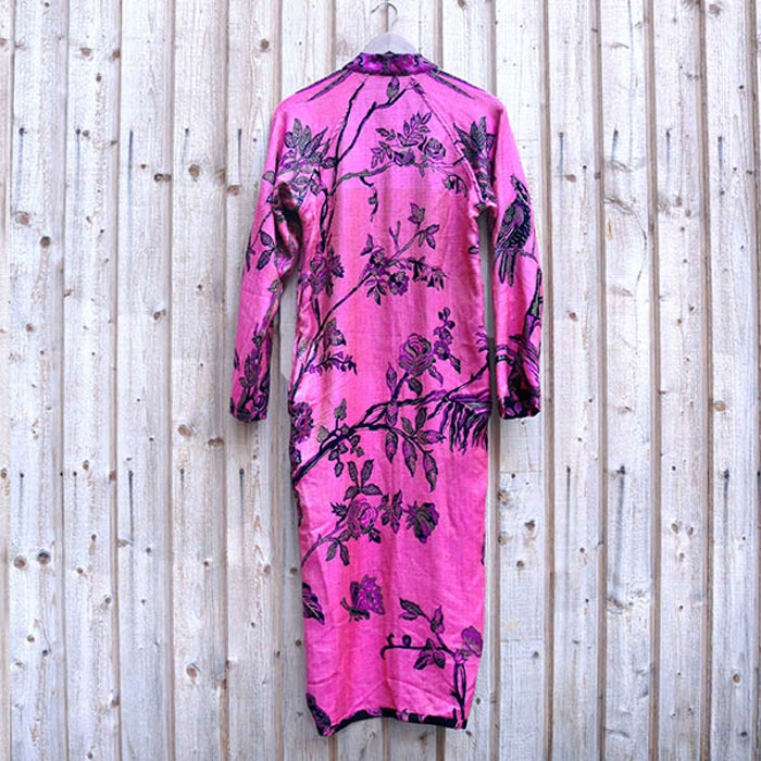 "Exklusiv kimono ""Zinnia Elegance"" - Brahmaki"