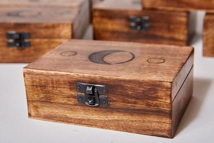 The Moon Deck Box
