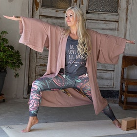 Yogaleggings Funky Garden - Yogia