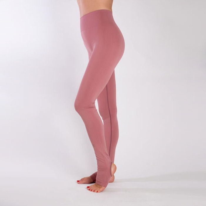 Yogabyxor Siri Seamless Ash rose - Yogish Collective