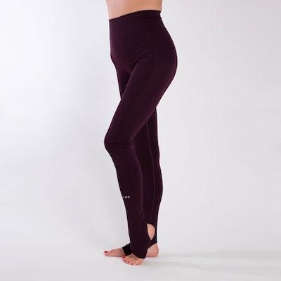 Yogabyxor Siri Seamless Aubergine - Yogish Collective