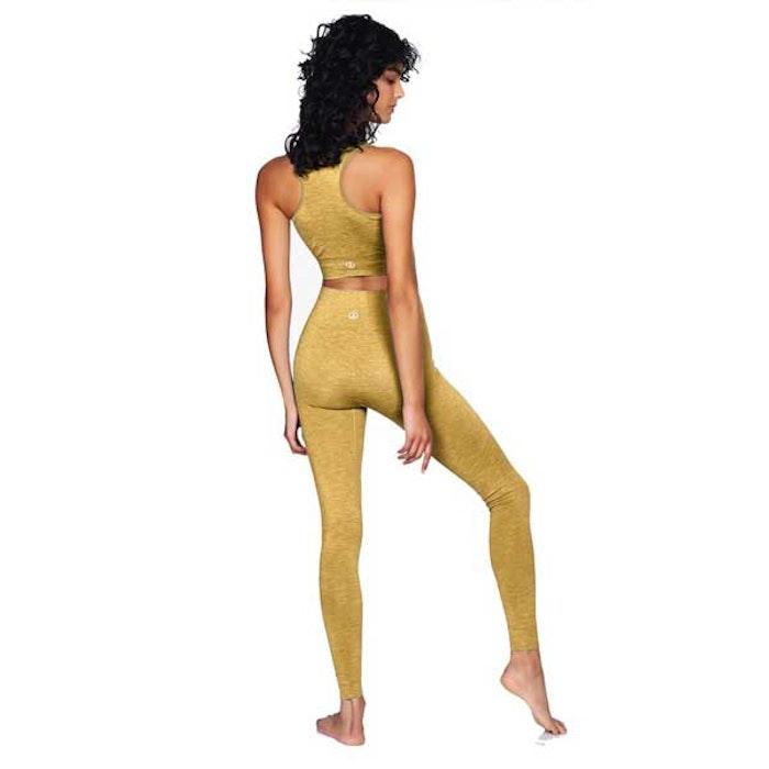 Yogaleggings Seamless Dandelion - Moonchild Yogawear