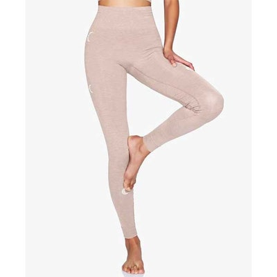 Yogaleggings Solstice Rosé Medium - Moonchild Yogawear