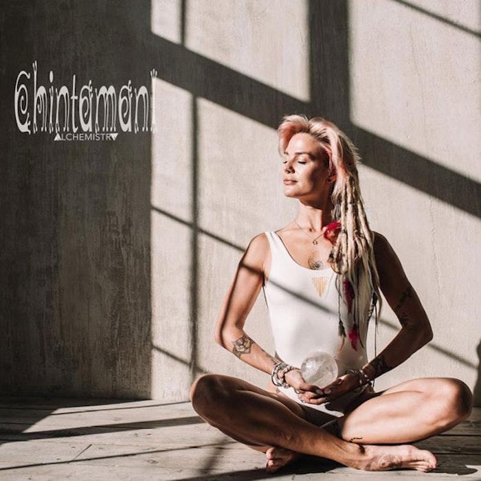 Yoga Bodysuit Atua Tino White - Chintamani Alchemi