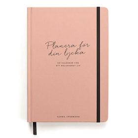 """Kalender """"Planera för din lycka"""" - Sanna Sporrong"""