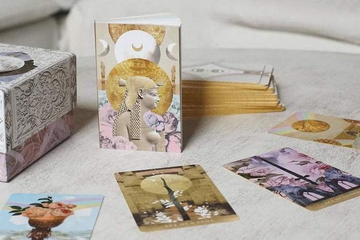 Tarotkort - The Moonchild Tarot