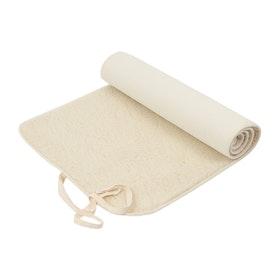 Yogamatta i Ull - Äkta 100% merinoull inkl. väska