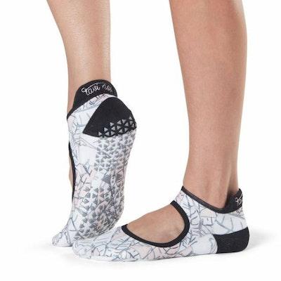 Yogastrumpor Tavi Noir Emma Grip Socks -  Coco