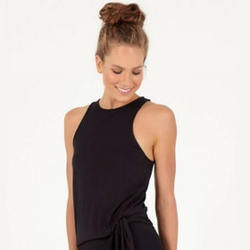 Bliss Tie Up Black  - Dharma Bums