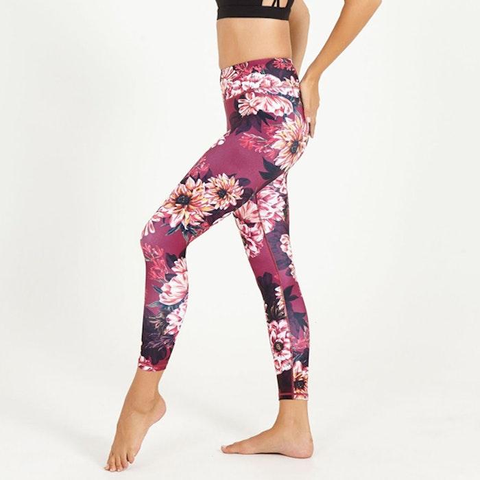 Yogaleggings New Romantic 7/8 - Dharma Bums