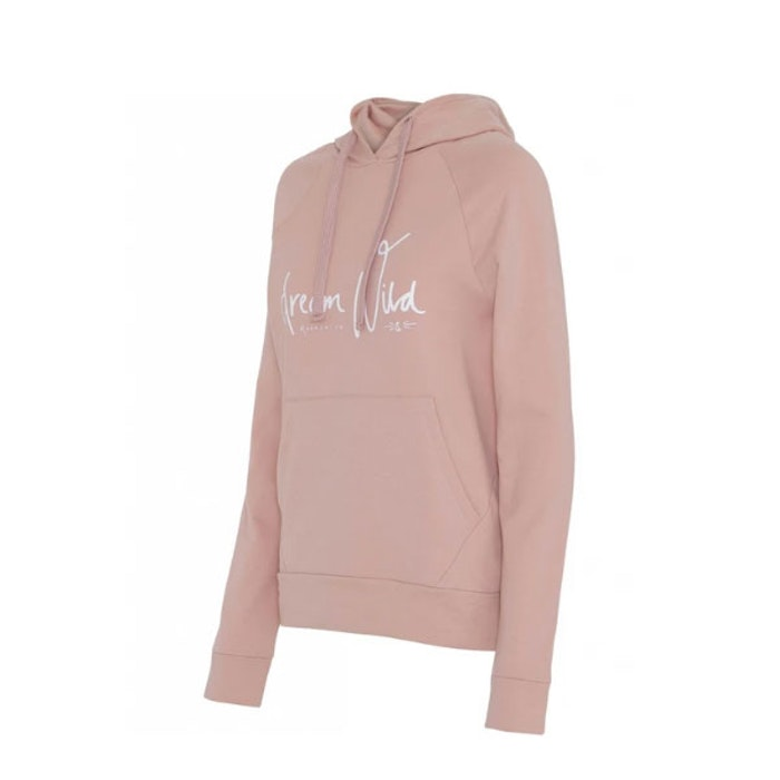 Yogatröja Hoodie Rose Dust - Moonchild Yogawear