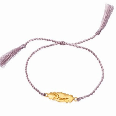 "Armband ""Dream"" i Gold - Ananda Soul"