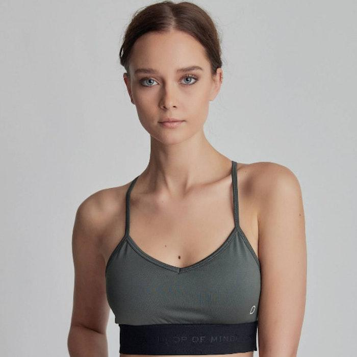 Sport-BH Yoga Hailey Pine - DOM