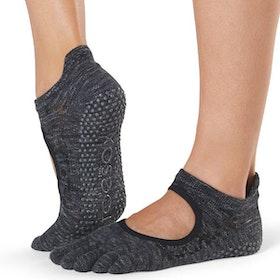 Yogastrumpor Quartz Fulltoe Bellarina Grip - Toesox