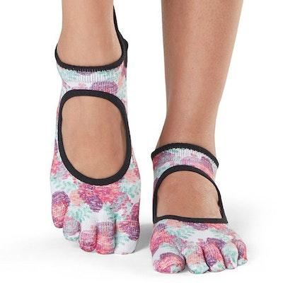 Yogastrumpor Fulltoe Bellarina Grip Posy - Toesox