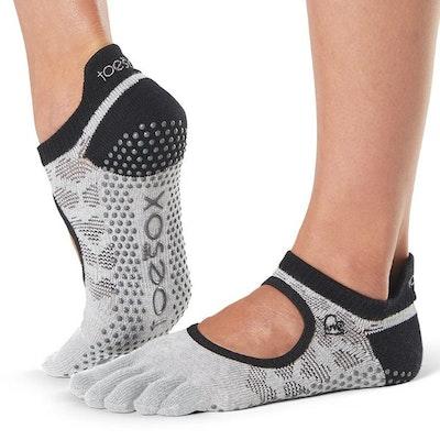Yogastrumpor Infinite Fulltoe Bellarina Grip - Toesox
