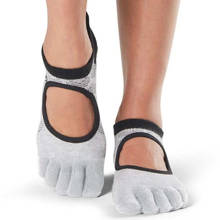 Yogastrumpor Fulltoe Bellarina Grip Infinite - Toesox