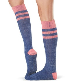 Yogastrumpor Fulltoe Scrunch Knee Jazz - Toesox