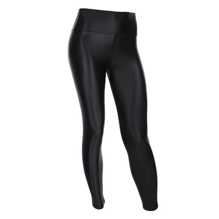 Yogaleggings Shine Black - Run & Relax