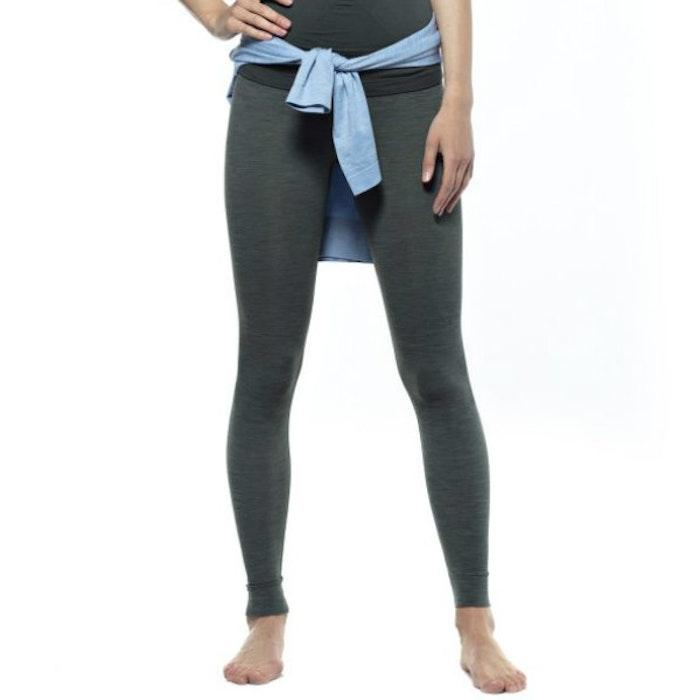 Yogaleggings Bandha Camo Green - Run & Relax