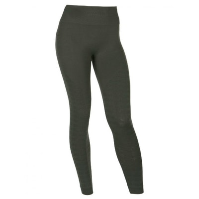 Yogaleggings Crystal Camo Green - Run & Relax