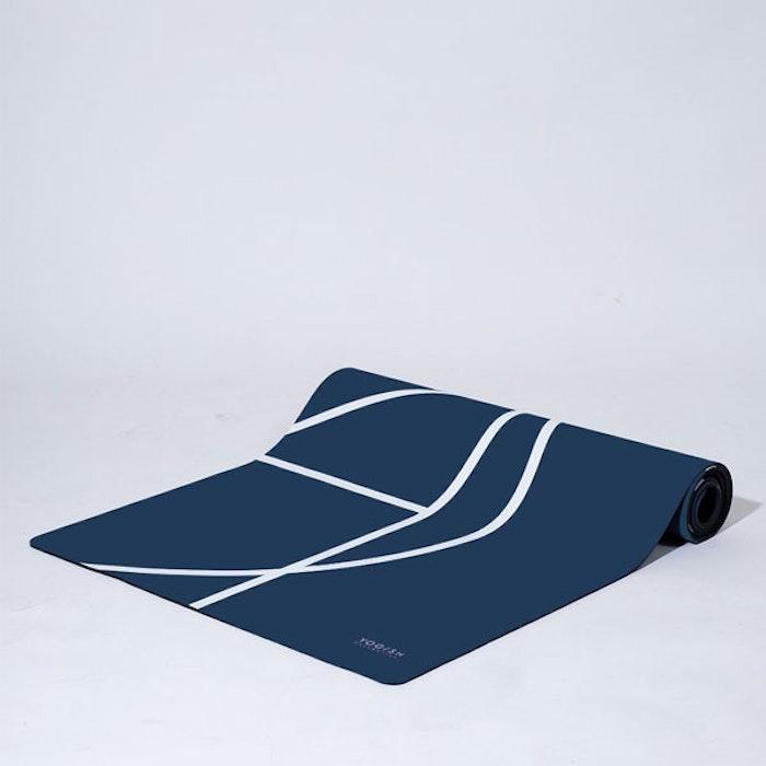 "Yogamatta ""Luxe Denim Blue"" - Yogish Collective"