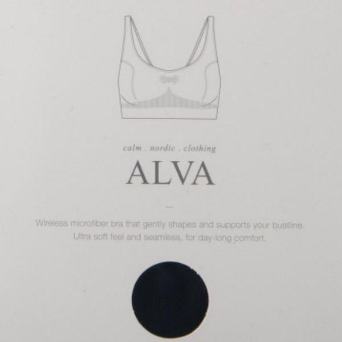 Yoga BH Alva Black - Gai+Lisva