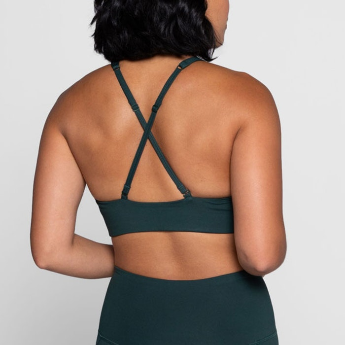 Sport-BH Yoga Topanga Moss - Girlfriend Collective