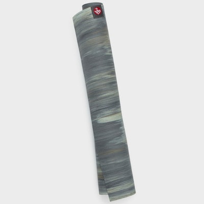 Yogamatta SuperLite travelmat Thunder Marbled - Manduka
