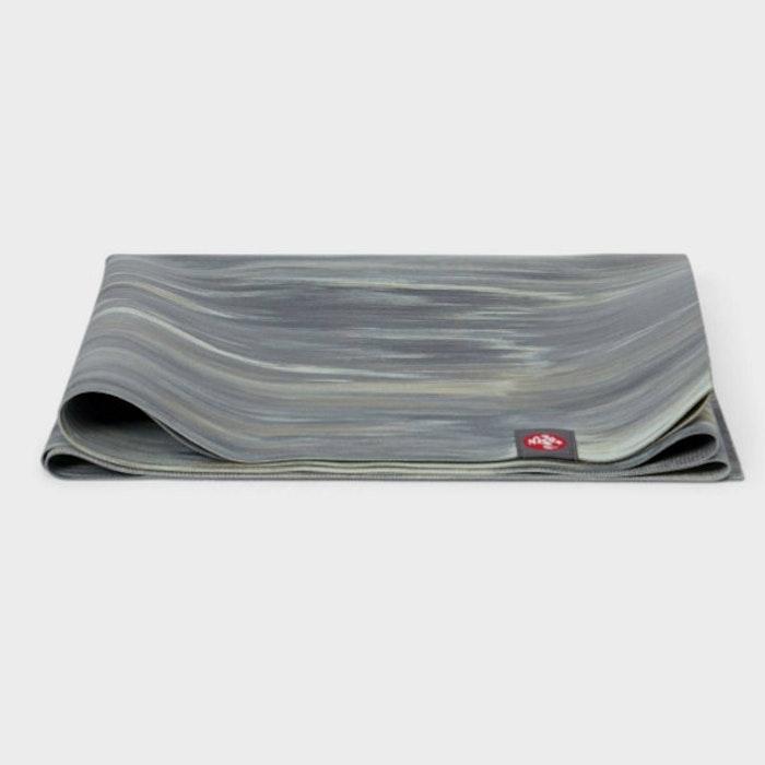 Yogamatta SuperLite travelmat Thunder Marbled - Manduka