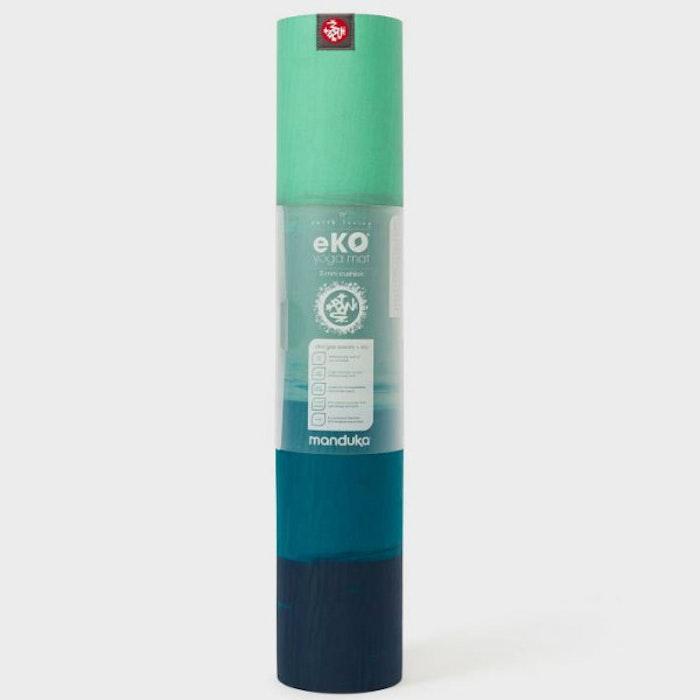 Yogamatta 6mm eKO Storm Stripe - Manduka