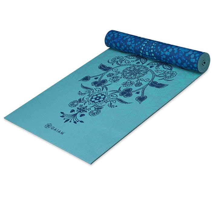 Yogamatta 6mm Reversible Mystic Sky - Gaiam