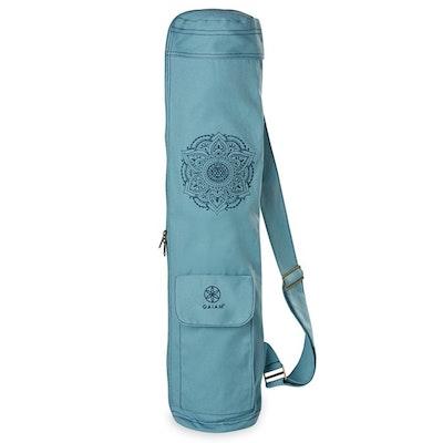 Yogaväska Embroidered Cargo Mat Bag Niagara - Gaiam