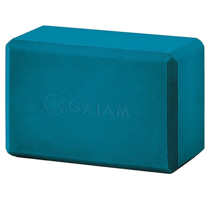 Yogablock Blue Teal - Gaiam