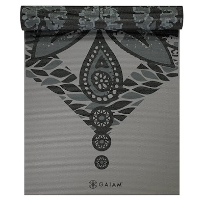 Yogamatta 6mm Reversible Granite Reflection - Gaiam