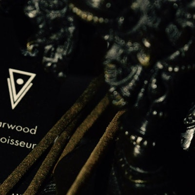 Rökelse Agarwood 10st - Sacred Elephant