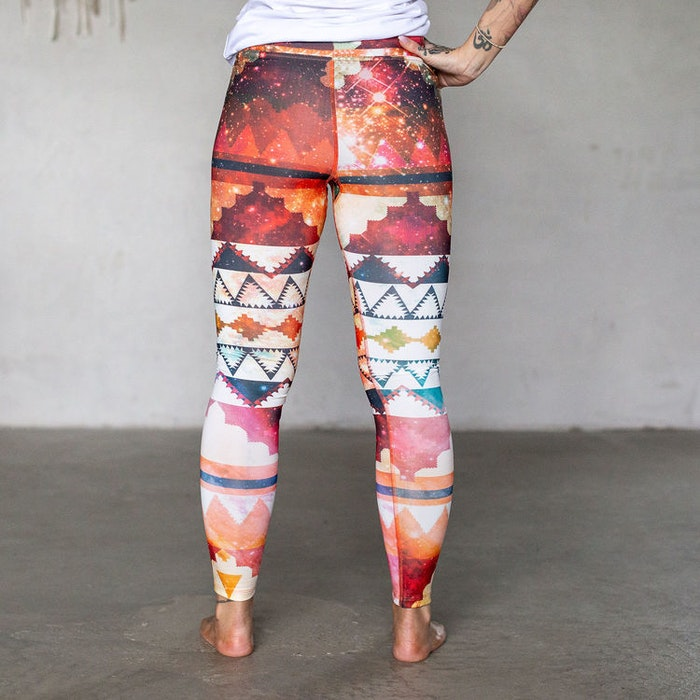Yogaleggings Kelim Love - Yogia