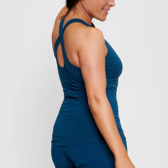 Yogatopp/linne Prana Blue Universe - Urban Goddess