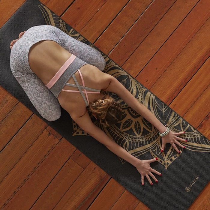 Yogamatta 6mm Bronze Medal - Gaiam