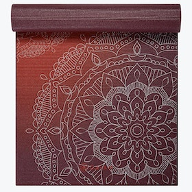 Yogamatta 6mm Metallic Sun - Gaiam