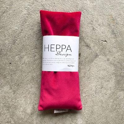 Ögonkudde cerise sammet - Heppa Design
