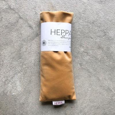 Ögonkudde Guld sammet - Heppa Design