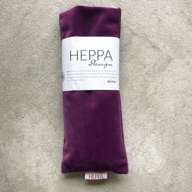 Ögonkudde Lila sammet - Heppa Design