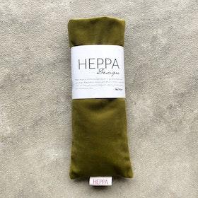 Ögonkudde Lime sammet - Heppa Design