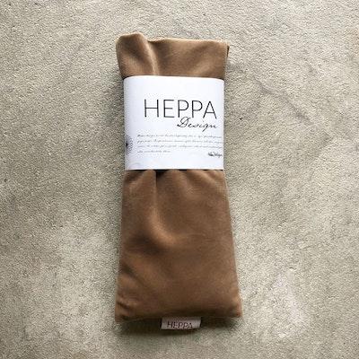 Ögonkudde Mörk Sand sammet - Heppa Design