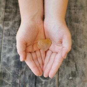 Golden Healer Hjärta - Yogia