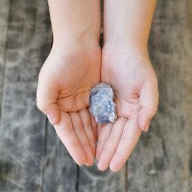 Blå Kalcit - Yogia