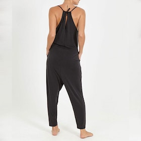 Jumpsuit Chill Out Black - Dharma Bums